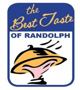 The Best Taste of Randolph Logo