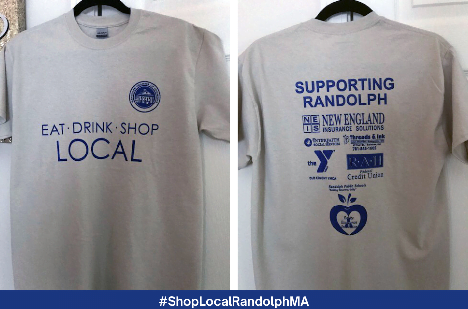 Randolph Chamber Eat Drink Shop Local Fundraiser