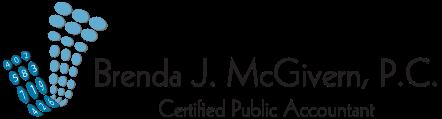 Brenda J. McGivern, Certified Public Accountant logo