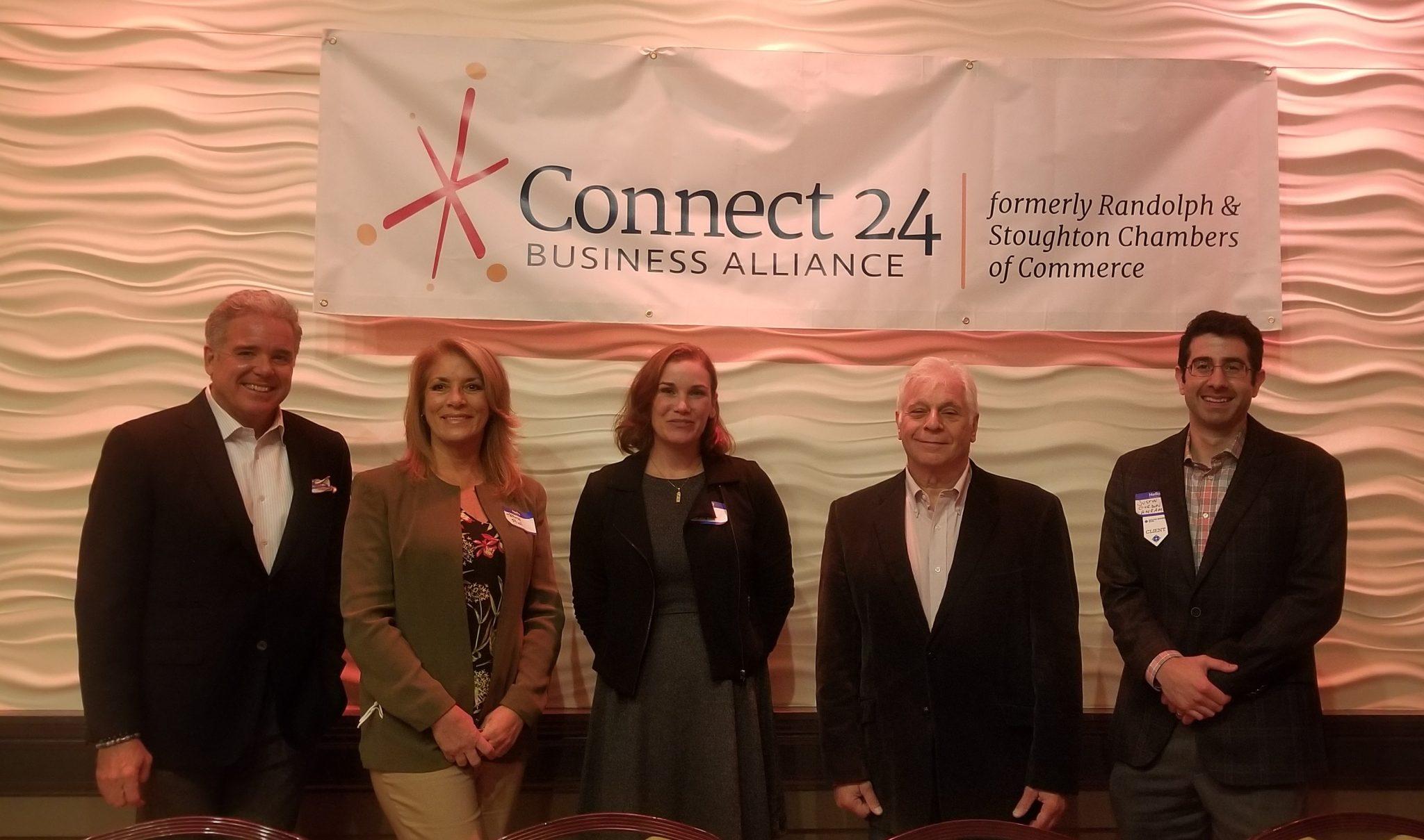 Doug Meehan and Panelists